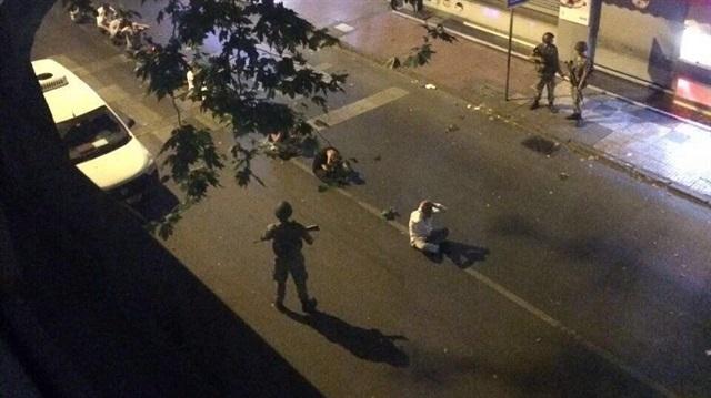 Darbe Girişimi Gecesi Çengelköy'de Yaşananlar