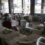 FETÖ mensuplarınca darbe girişiminde hedef alınan Ankara Emniyet Müdürlüğü yerleşkesi içindeki binalar ve bazı araçlar da maddi hasar meydana geldi.  ( Murat Kula - Anadolu Ajansı )