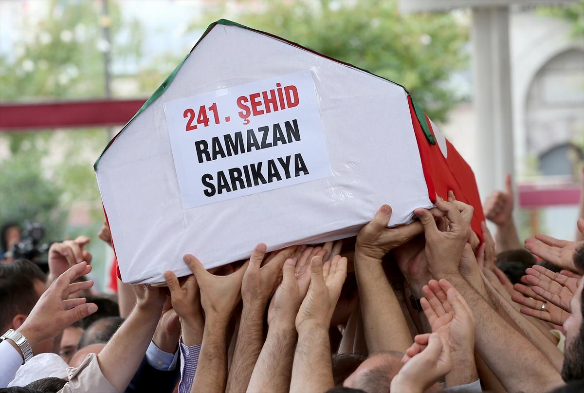 Şehit Ramazan Sarıkaya'nın Umre Duası: Ömrümden Al, Erdoğan'a Ver ki Düşmanların Karşısında Dimdik Dursun
