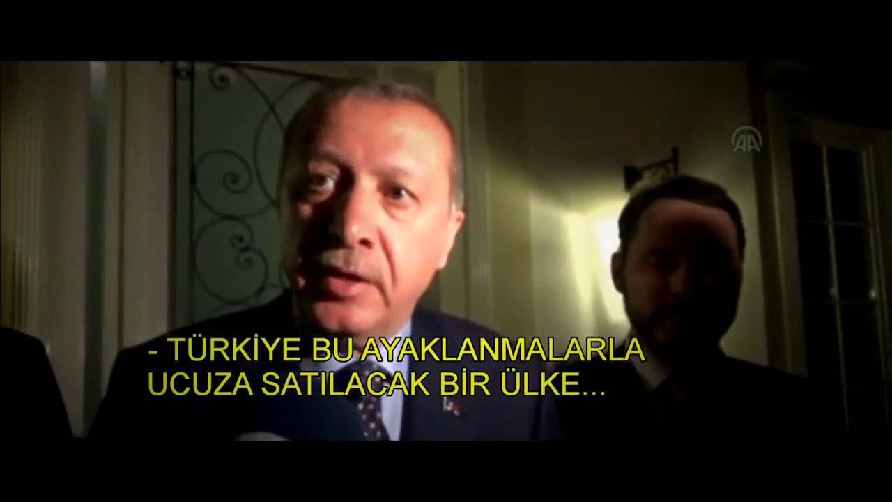 Darbe gecesi Erdoğan'ın Uçağının Atlattığı Tehlikeler