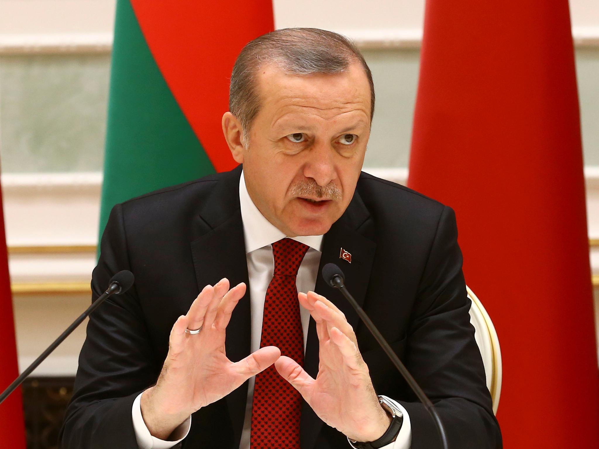 Erdoğan'ın Darbe Girişiminin Ardından France 24 Kanalına Verdiği Röportaj