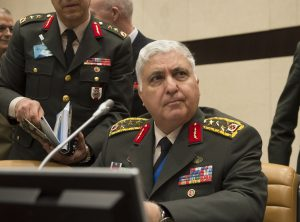 General Necdet Ozel (Chief of Defence, Turkey)